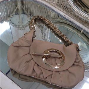 Dior runway jazzclub jazz beige shoulder bag